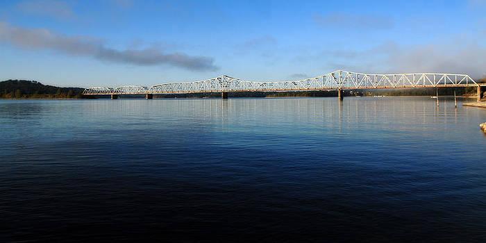 Kimberling City Bridge by Corey Haynes