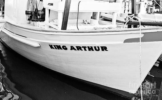 Scott Pellegrin - King Arthur