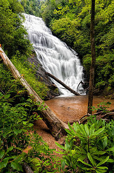 KIng Creek Falls by Dustin Ahrens