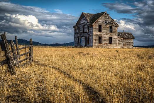 King Homestead by Joe Hudspeth