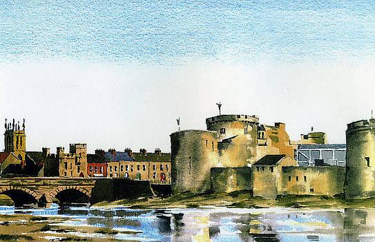 Val Byrne - King Johns Castle Limerick
