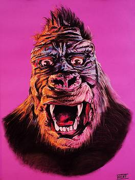 King Kong by Brent Andrew Doty