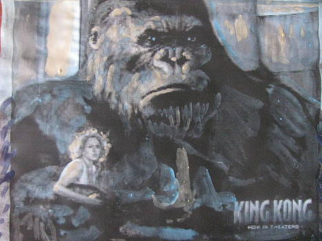King Kong by Vikram Singh