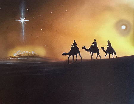 King of Kings is Born by Brent Vall Peterson
