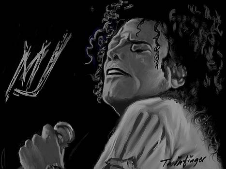 King Of Pop by Twinfinger