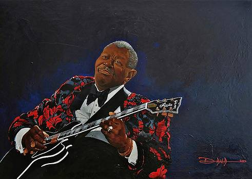 King of the Blues by Dana Newman