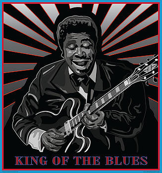Larry Butterworth - KING OF THE BLUES