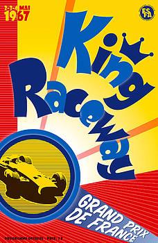 Georgia Fowler - King Raceway Grand Prix de France 1967