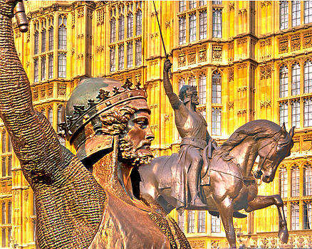 Ludmila Nayvelt - King Richard The Lion-Heart