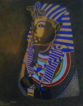 King Tut. by Steven Taylor