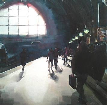 Kings cross by Tanya Vanessa Foster