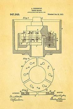Ian Monk - Kingsbury Thrust Bearing Patent Art 1910