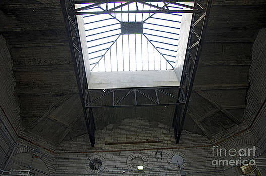 Elaine Mikkelstrup - Kingston Penitentiary Shop Roof