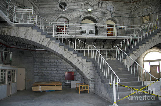 Elaine Mikkelstrup - Kingston Penitentiary Shop Staircase