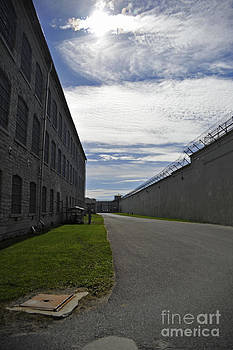 Elaine Mikkelstrup - Kingston Penitentiary View to the Sallyport