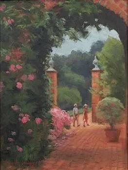 Kingwood Gate by Sharon Weaver