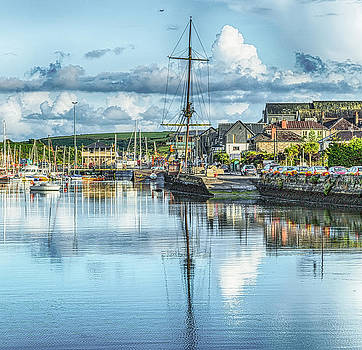 Kinsale Ireland by James Gordon Patterson