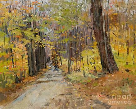 Kipling Road by Deborah Lazar