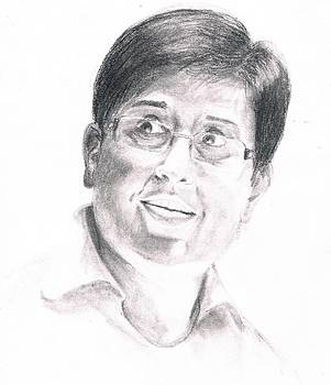 Kiran bedi by Bindu N