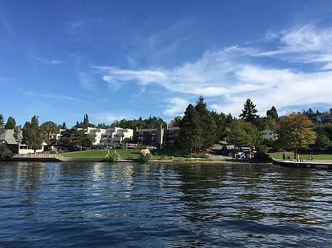 Kirkland Washington by Azadeh Bostan