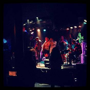 Kirrily At Viper Room by Brian Kalata