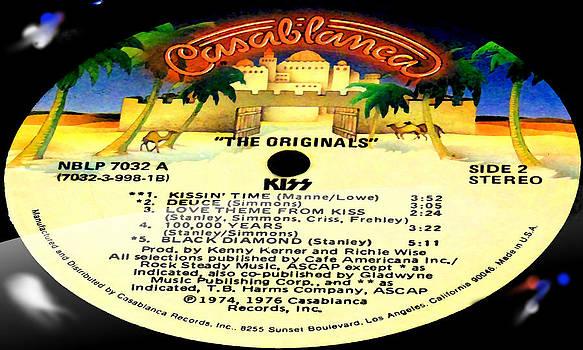 Marcello Cicchini - kiss The Originals Side 2