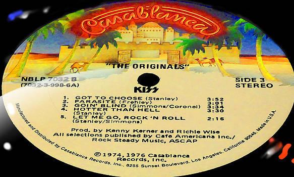 Marcello Cicchini - Kiss The Originals Side 3