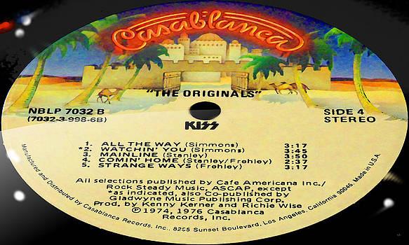 Marcello Cicchini - Kiss The Originals Side 4