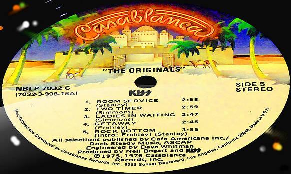 Marcello Cicchini - Kiss The Originals Side 5
