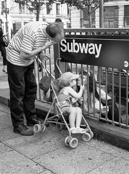 Kiss Through Bars by Dave Beckerman