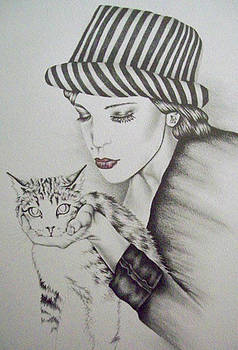 Kisses by Lisa Marie Szkolnik