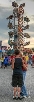 Kissing on the Midway by   Joe Beasley