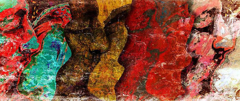 Kissing Tape by Florin Birjoveanu