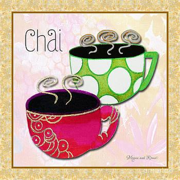 Kitchen Cuisine Chai Tea Party by Romi and Megan by Megan Duncanson