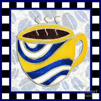 Kitchen Cuisine Hot Cuppa No76 by Romi and Megan by Megan Duncanson