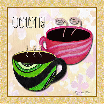 Kitchen Cuisine Oolong Tea Party by Romi and Megan by Megan Duncanson