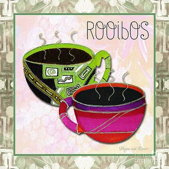 Kitchen Cuisine Rooibos Tea Party by Romi and Megan by Megan Duncanson