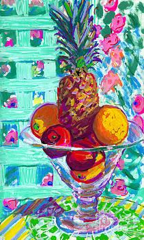 Candace Lovely - Kitchen Fruit