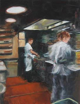 Kitchen Movements by Connie Schaertl