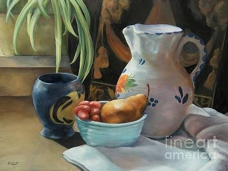 Kitchen Repast by Rita-Anne Piquet