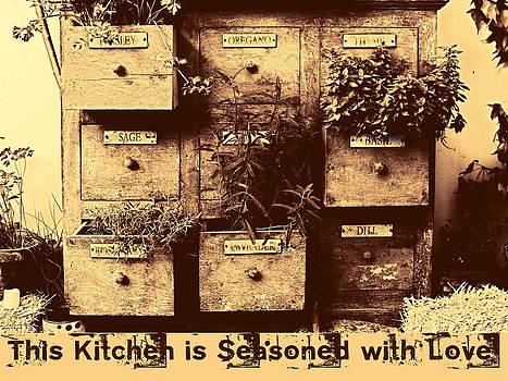 Kitchen Seasoned with love by Irena Orlov- Natalia Bereznyuk