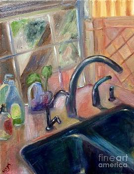 'Kitchen Sink' by Keya Majmundar