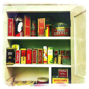 Kitchen - Vintage Pantry by Nina Prommer