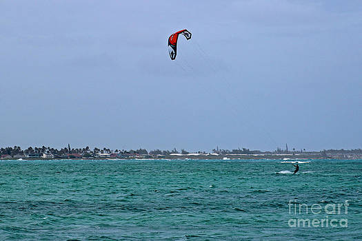 Deanna Proffitt - Kite Boarder