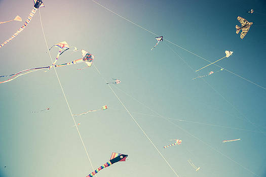 Kite Festival by Joe Wigdahl