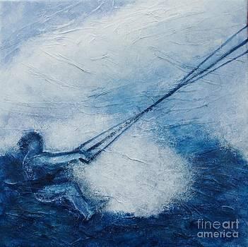 Kite by Lisbet Damgaard