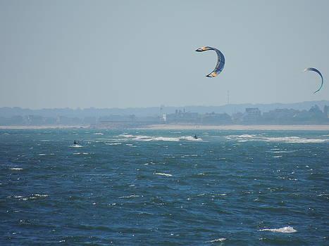 Anastasia Konn - Kite Surfers
