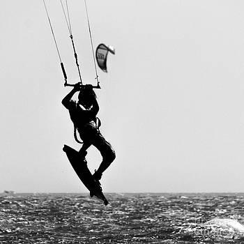 Kiter by Christos Koudellaris