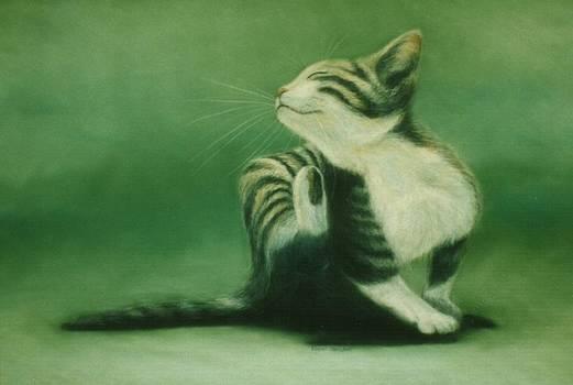 Kitten Bliss by Sharon Challand