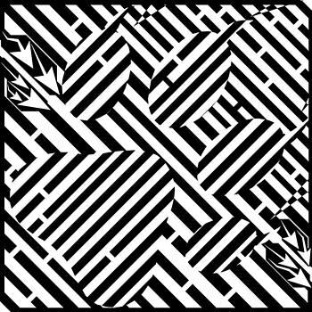 Kitten Claws N Paws Maze by Yonatan Frimer Maze Artist